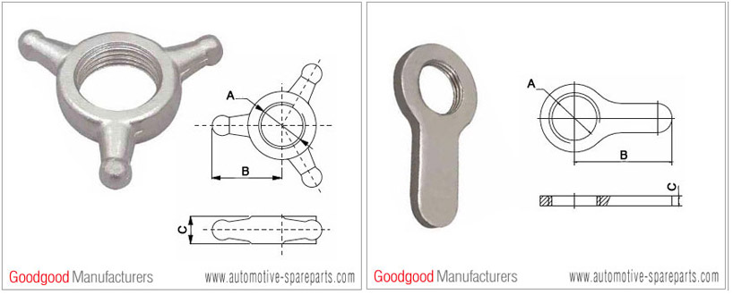 Buy Tractor Linkage Part-Lower Link Locking Collar