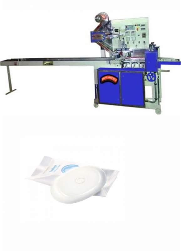 Buy Single Soap Packing Machine