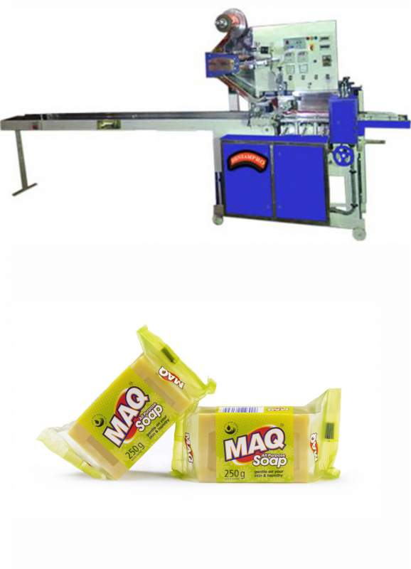 Buy Bath Soap Packing Machine