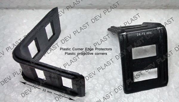 Buy Plastic Corner Edge Protectors - Plastic protective corners