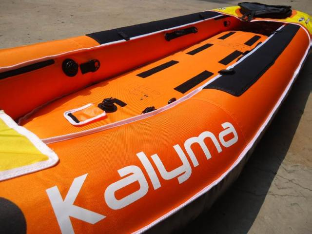 Buy Inflatable kayak for sale, 2-seater Inflatable Kayak, delivered in India