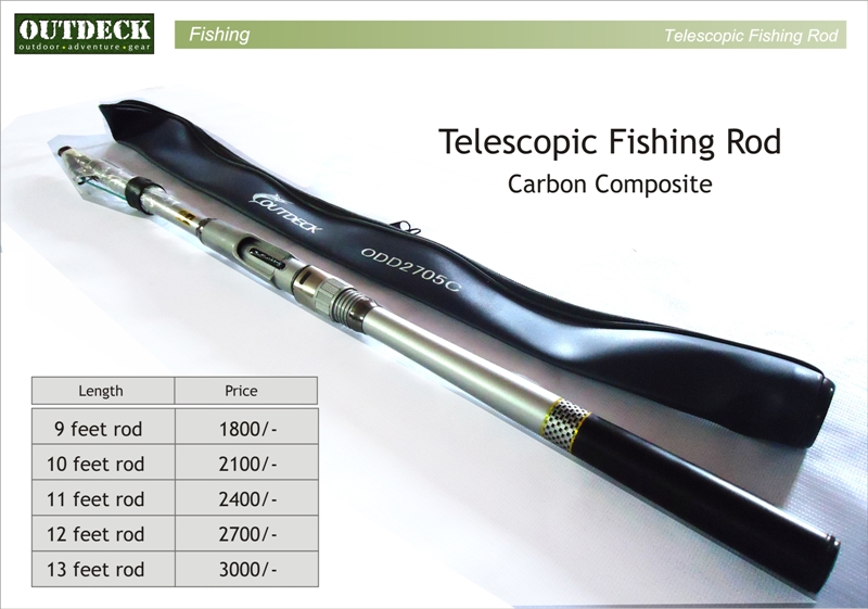 Buy Telescopic Fishing Rod