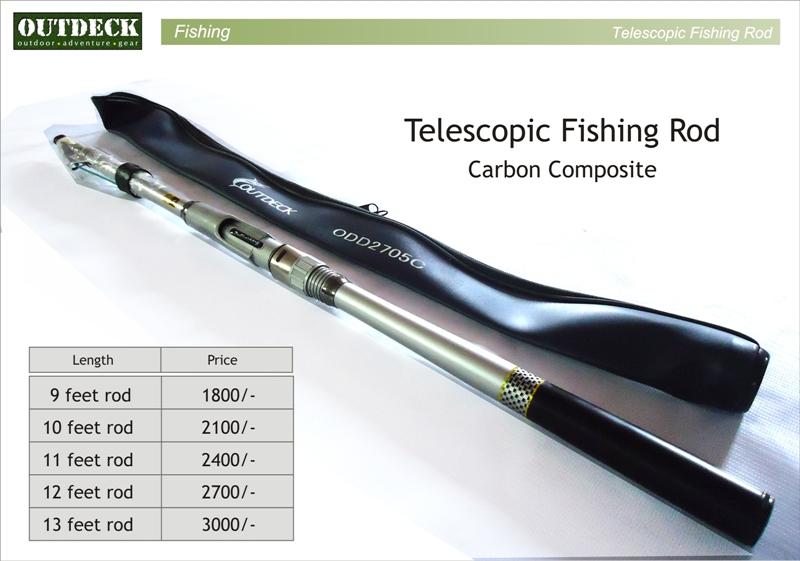 Buy Telescopic Fishing Rod