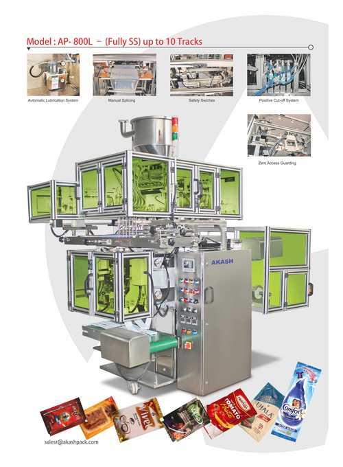 Buy Multi Track Packaging Machines