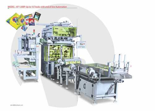 Buy Automatic Multitrack Packaging Machine