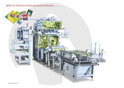 Buy High Speed Powder Packaging Machine