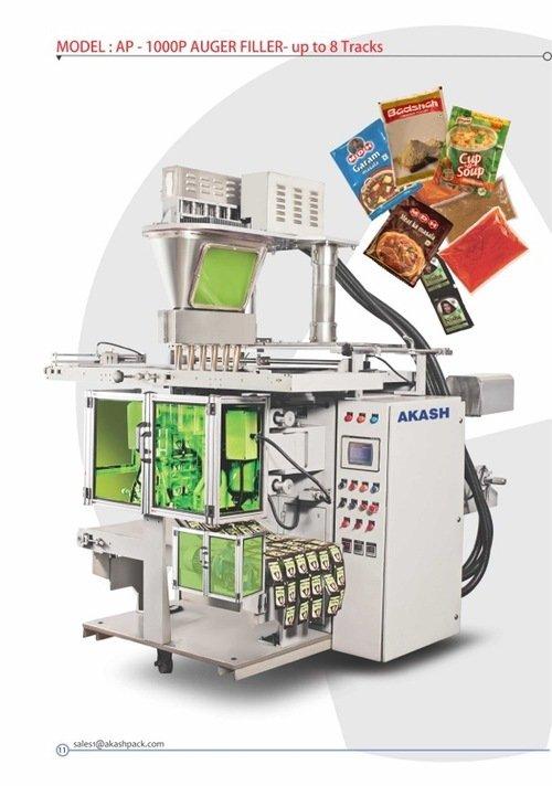 Buy Auger Filler Packaging Machine