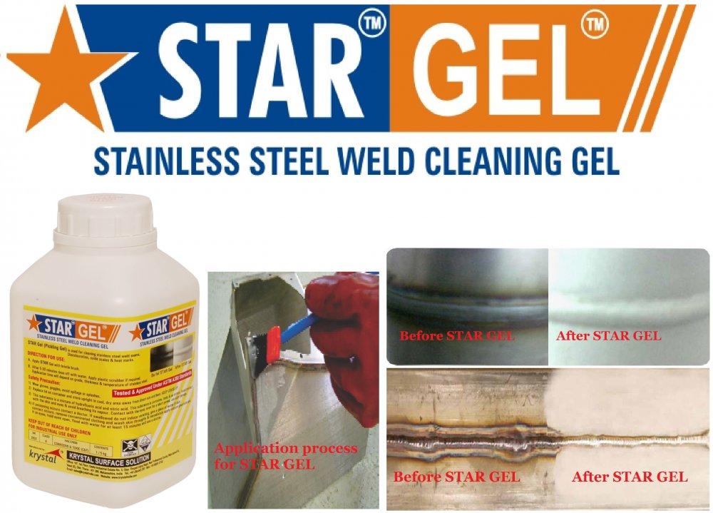 Buy Pickling Passivation Paste Gel STAR Gel