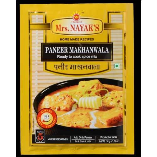 Buy Paneer Makhanwala Cooking Spices
