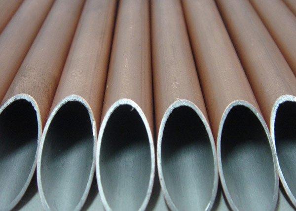 Buy High quality Copper Clad Aluminum Tube