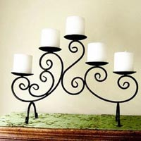 Buy Brass Candle Holders
