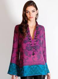 Buy Silk Tunic