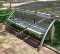 Buy Stainless Steel Bench