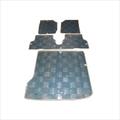 Buy Transparent PVC Foot Mats