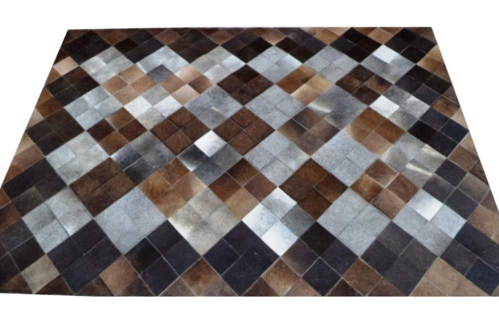 Cow hairon leather carpet AS-1000 (exotic) ...