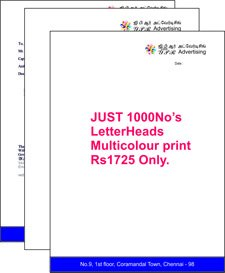 Buy Letter Heads