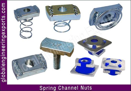 Buy Spring-channel-nuts