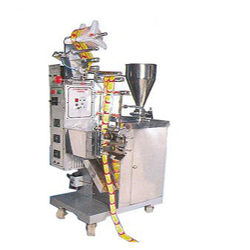 Buy OIL, JAM, SHAMPOO, SOURCE POUCH PACKING MACHINE