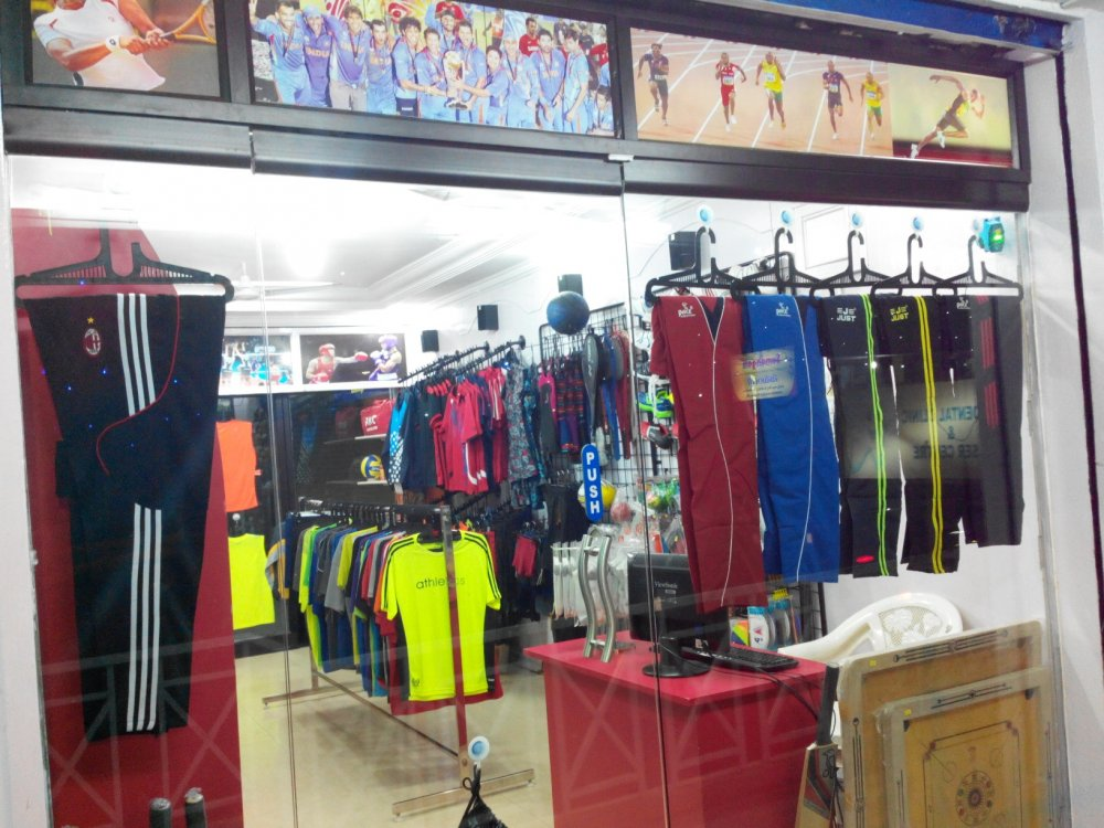 Buy Sports: Apparel, Footwear, Accessories & Gym Equipments