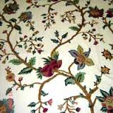 Buy Embroidered fabrics