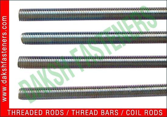 Buy Threaded rods Thread Bars supplier