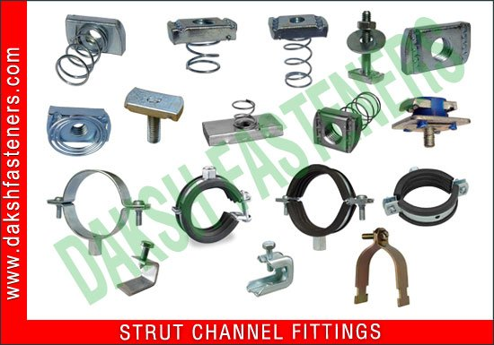 Buy Strut Channel Fittings
