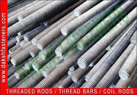 Buy Mild Steel Thread Rods
