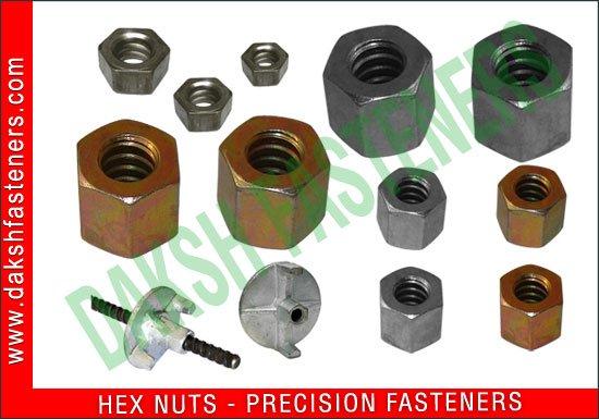 Buy Hex Nuts Fasteners