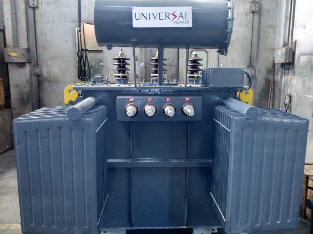 Buy Electrical Transformer with Oil Cooled