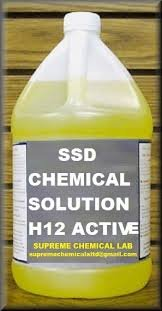 Buy SSD CHEMICALS SOLUTION AUTOMATIC FOR CLEANING BLACK DEFACE Tel:+917838506265