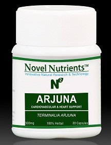 Buy Arjuna 500mg Capsule Cardiovascular & Heart support
