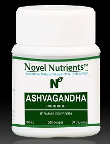 Buy Ashvagandha (300 mg Capsules)