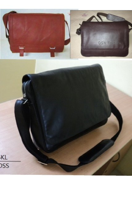 Buy LEATHER LAPTOP BAGS