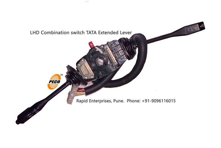 Buy Combination Switch TATA Extended Lever LHD