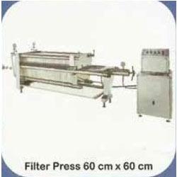 Buy Plate Frame Filter Press Machine
