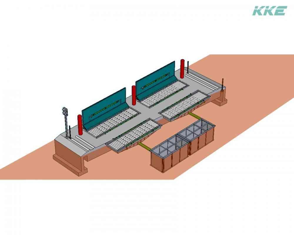 Buy KKE - Mining Truck wash system - KKE 144