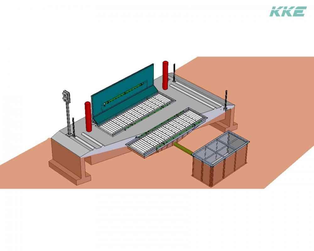 Buy KKE - Mining Truck wash system - KKE 133