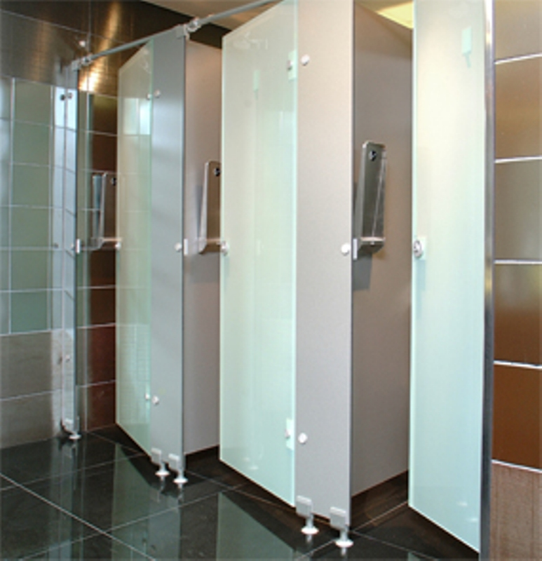amazing Trespa Toilet Partitions Part - 13: Toilet Cubicle