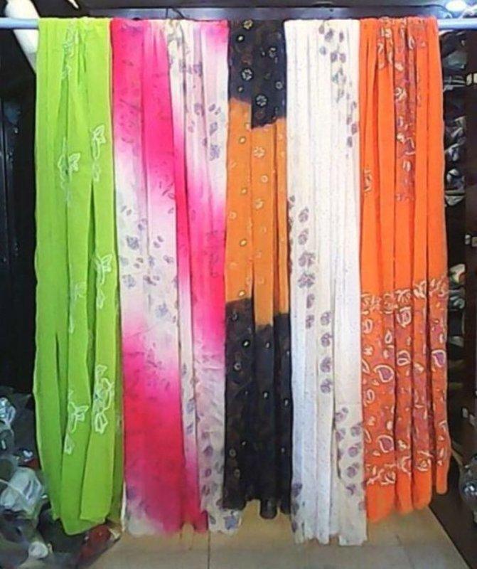 Buy Ladies Dupatta Chiffon Printed in Wholesale (6 pc Pack)