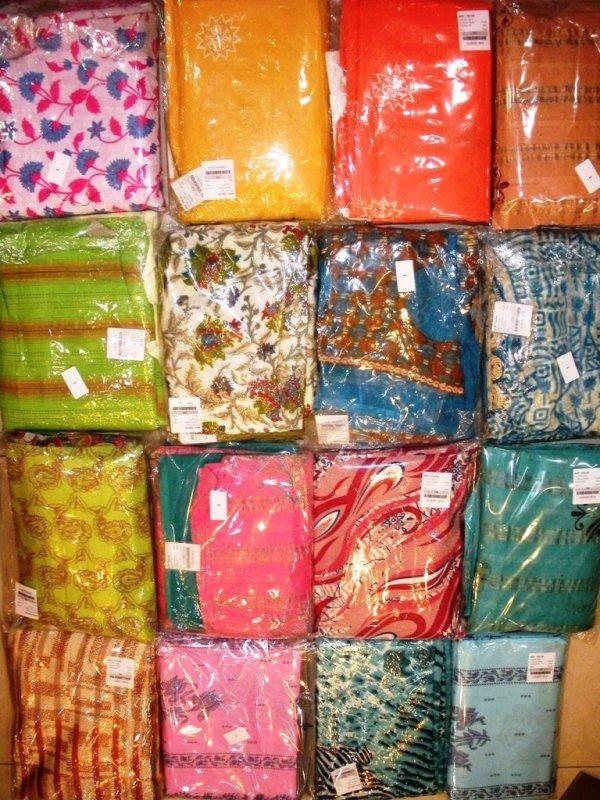Buy Ladies Dress Material Lot 17pcs ( MRP 450 to 800)