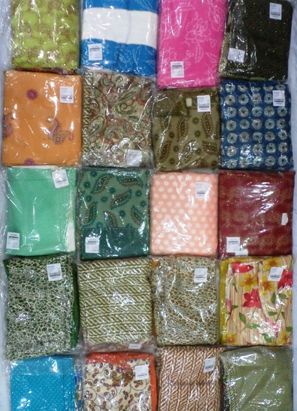 Buy Ladies Dress Material Lot 34 pcs ( MRP 750 to 1750)