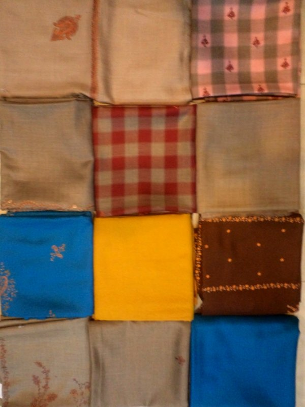 Buy Shawls Mix Lot of 11 Pcs Only Rs 325/- Per Piece In Wholesale