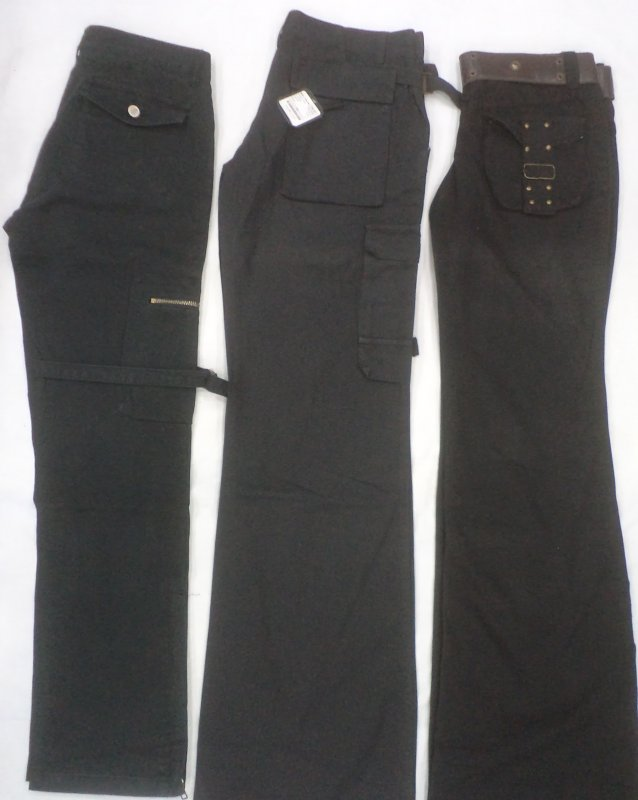 Buy Ladies Cargo Mix Lot Of 7 pcs (Worth Rs 595 to 1295) Only Rs 250/- Per Peice In Wholesale