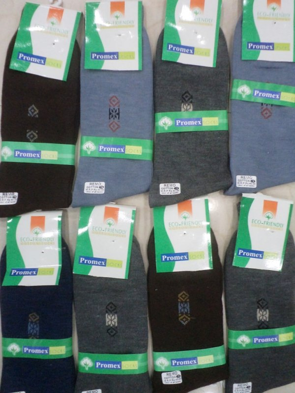 Buy Mens Socks Promex Brand (6 pcs Pack) In Wholesale Only Rs 30/- per piece