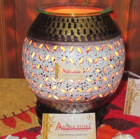 Buy Aromastore Ceramic Electric Aroma Diffuser / Lamps / Oil Burner / Aromatherapy Diffuser