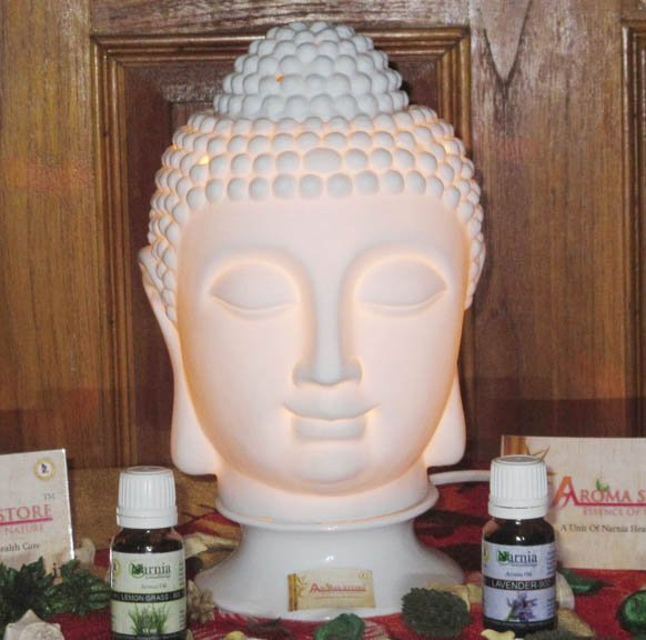 Buy Aromastore Buddha Electric Aroma Diffuser / Lamps / Oil Burner / Aromatherapy Diffuser