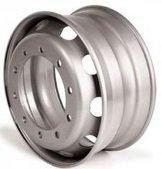 Buy Steel truck wheel 8.25 x 22.5 ET 170