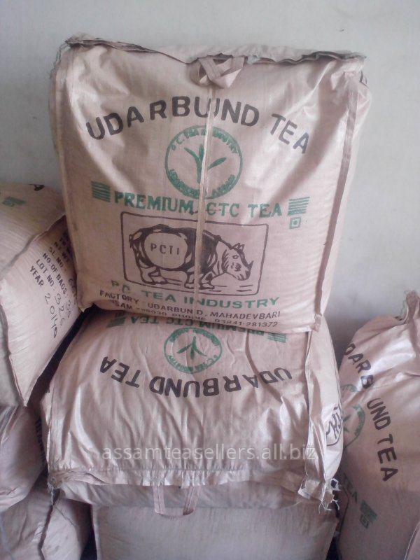 Buy Assam CTC Loose Tea