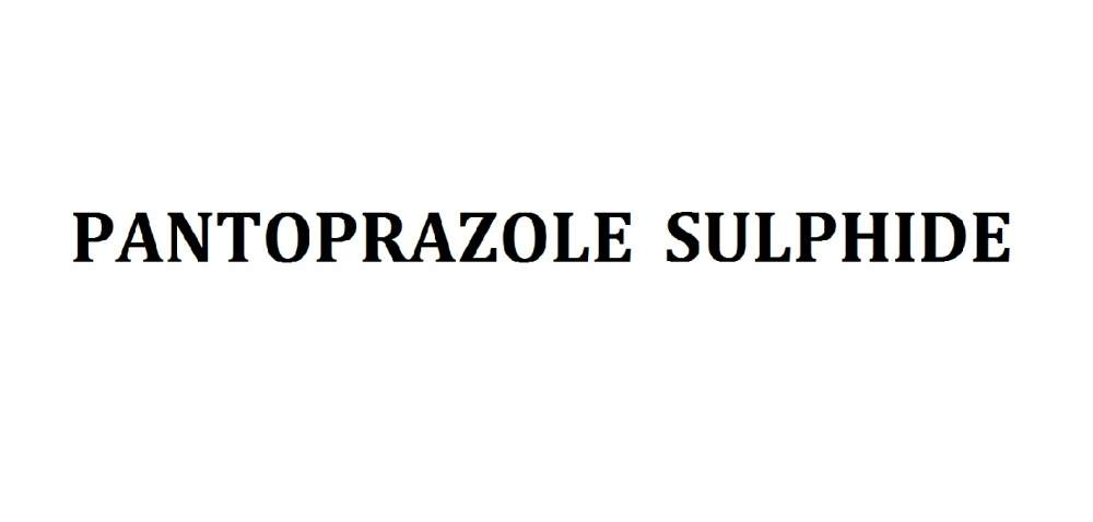 Buy PANTOPRAZOLE SULPHIDE