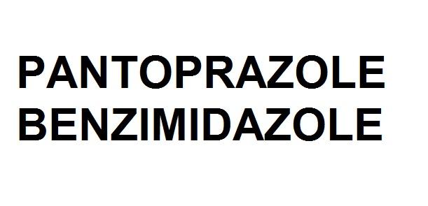 Buy PANTOPRAZOLE BENZIMIDAZOLE